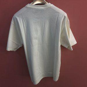 Gucci Shirts - Gucci Men Chest Printed Logo Off White T-Shirt XXL